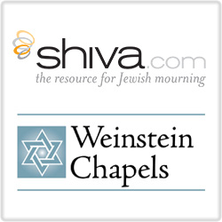 Shiva.com™ and Weinstein Chapels Announce Partnership to Provide Comprehensive Resources for Shiva and Jewish Mourning