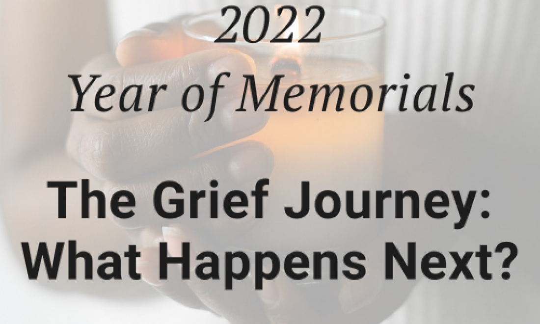 The Grief Journey: What Happens Next?