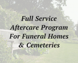 Sympathy Brands Expands Full Service Aftercare Program for Funeral Homes & Cemeteries