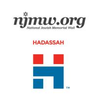 National Jewish Memorial Wall (NJMW.org) Announces Partnership with Hadassah