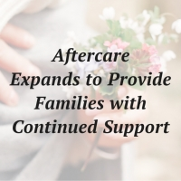 Aftercare Expands to Provide Families With Continued Support