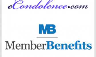 eCondolence.com™ and Member Benefits Announce Partnership