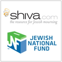 Shiva.com™ Expands Long Term Partnership with Jewish National Fund (JNF)