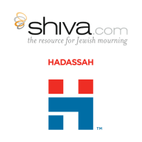 Shiva.com, the resource for Jewish mourning, Partners with Hadassah